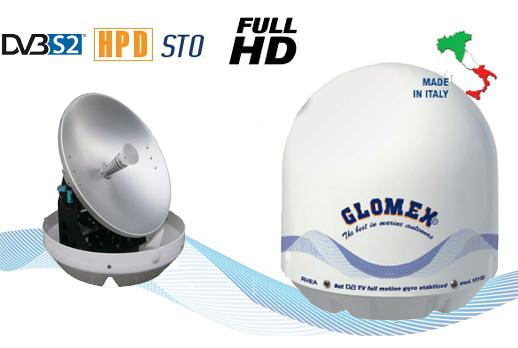 Naucat - nautical magazine :: EN :: Electronics :: Glomex
